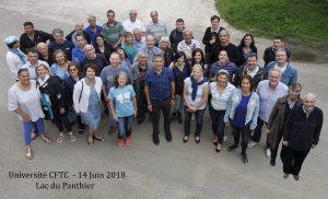 Université CFTC Lac du Panthier 2018